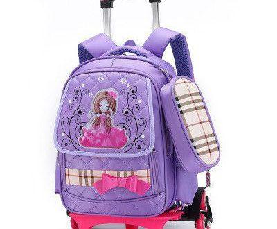 خرید کیف جرخدار مدرسه