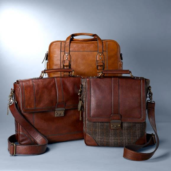 تولید کیف چرم مردانه